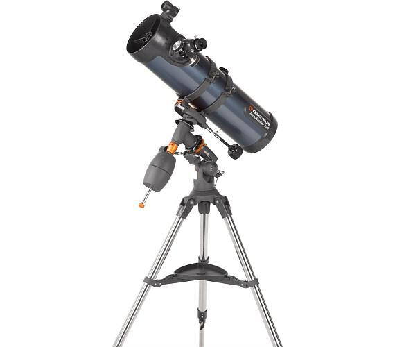 CELESTRON AstroMaster 130/650mm EQ teleskop zrcadlový motorizovaný (31051-DS) + DOPRAVA ZDARMA