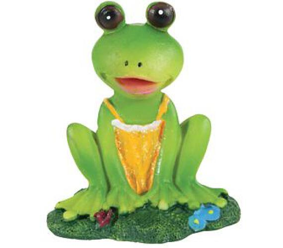Akvarijní dekorace sedící žába Zolux