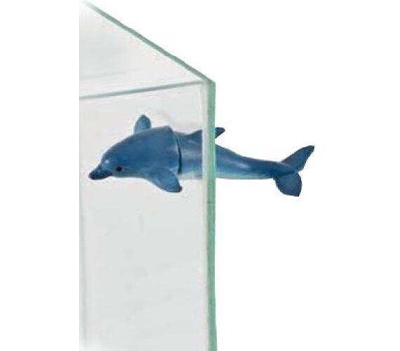 Akvarijní dekorace magnetický delfín Zolux
