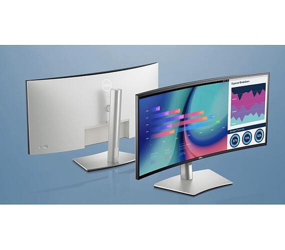 "Dell UltraSharp U3421WE/LCD 34""/8ms/1000:1/2xHDMI/DP/USB 3.0/DP/USB-C/WQHD(3440x1440)/repro/IPS panel/zakriveny/cerny (210-AXQL)"