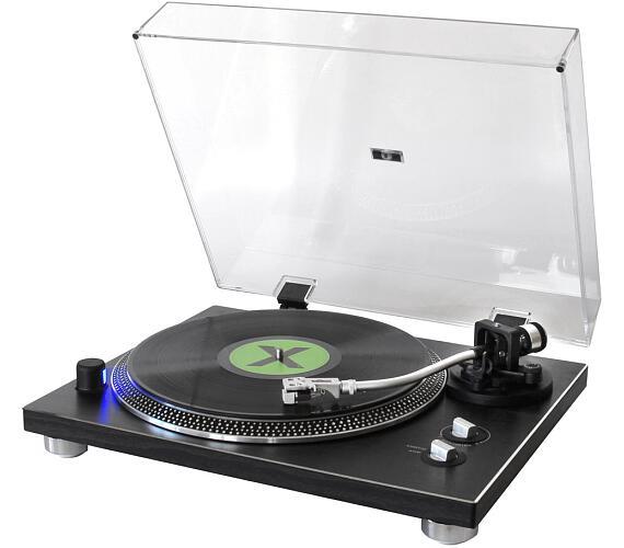 SOUNDMASTER Elite line PL780SW gramofon/ Bluetooth® přenos/ USB