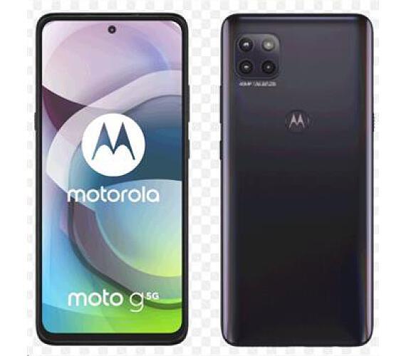 Motorola Moto G 5G 6+128GB gsm tel. Volcanic Grey