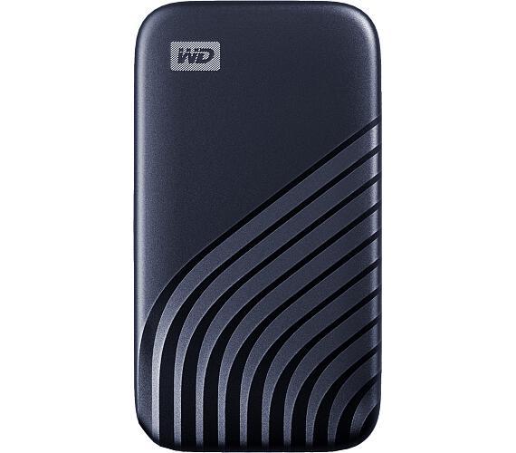 Ext. SSD WD My Passport SSD 500GB modrá (WDBAGF5000ABL-WESN)