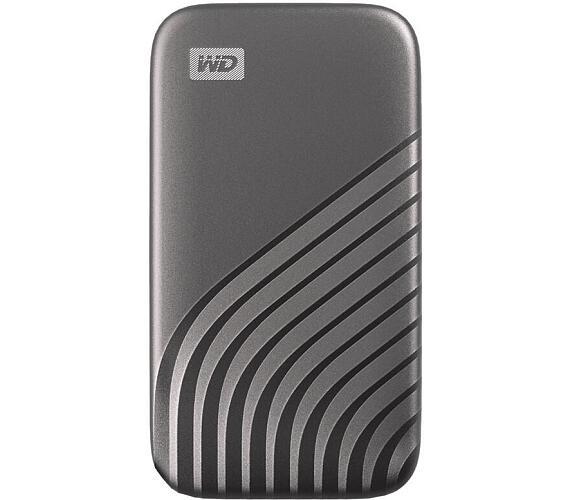 Externí SSD disk WD My Passport SSD 2TB