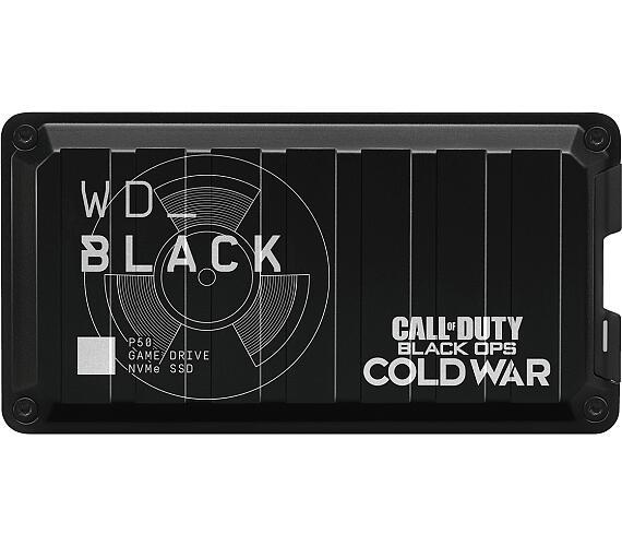 Ext. SSD WD Black P50 Game Drive 1TB Call of Duty (WDBAZX0010BBK-WESN) + DOPRAVA ZDARMA