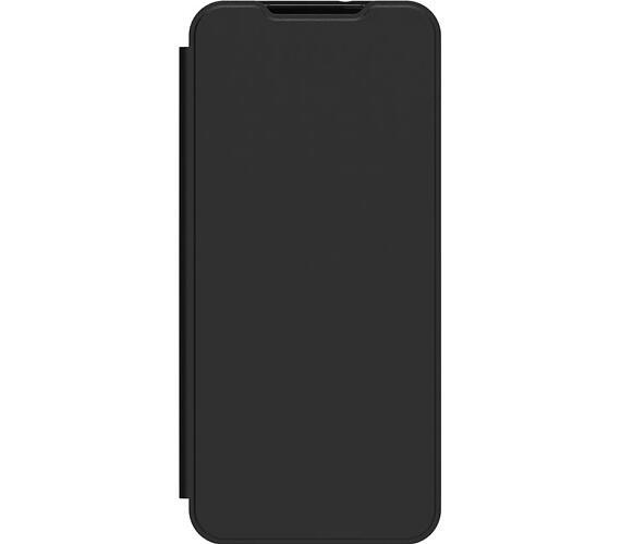 Samsung Flipové pouzdro Galaxy-A02s Black (GP-FWA025AMABW)