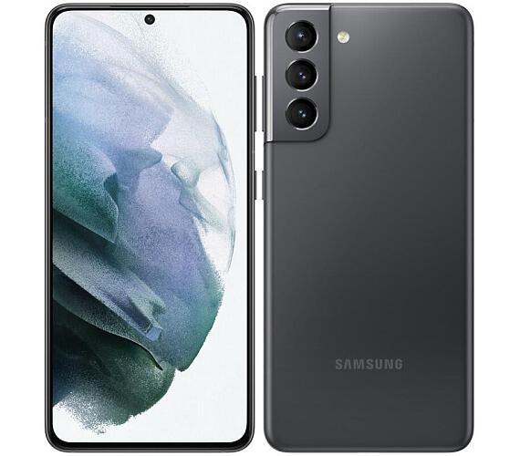 Samsung Galaxy S21 gray 256GB (SM-G991BZAGEUE)