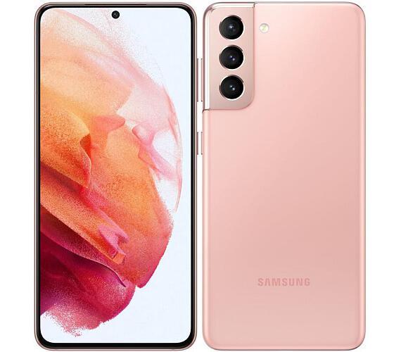 Samsung Galaxy S21 pink 256GB (SM-G991BZIGEUE)