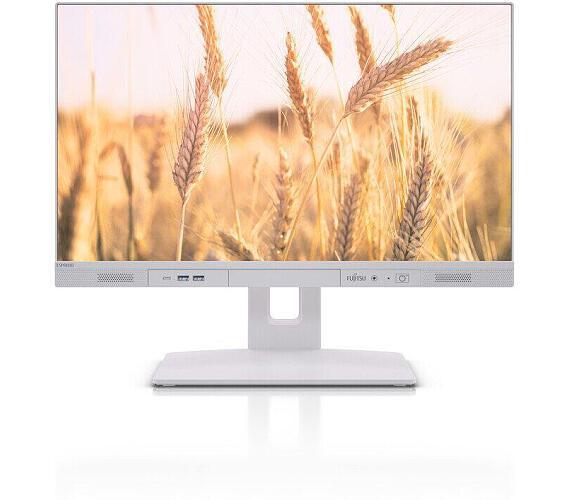 "FUJITSU PC AIO K5010 23.8""mat 1920x1080 i5-10500@4.50GHz 8GB 256NVMe TPM CAM WIFI repro W10PR - bez klávesnice a myši 1R (VFY:K5010PC50MIN)"