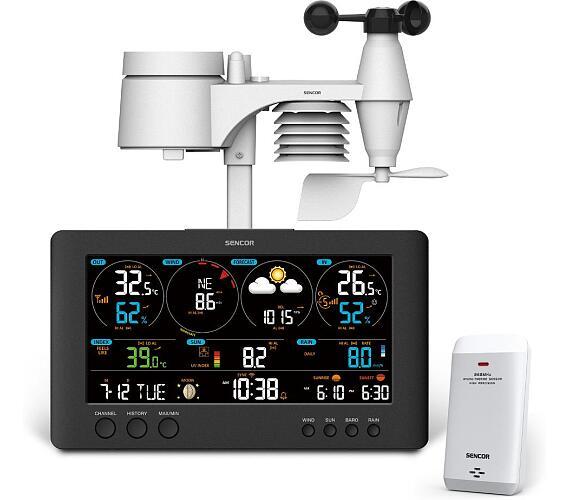 Sencor SWS 12500 WiFi + GARANCE VRÁCENÍ PENĚZ 60 DNÍ* + DOPRAVA ZDARMA