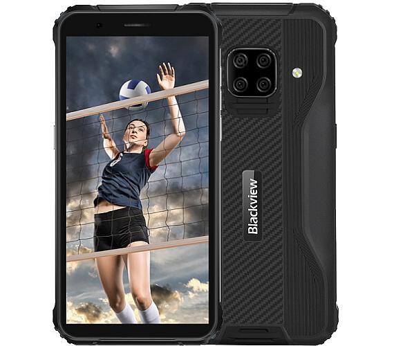 iGET Blackview GBV5100 Black odolný telefon