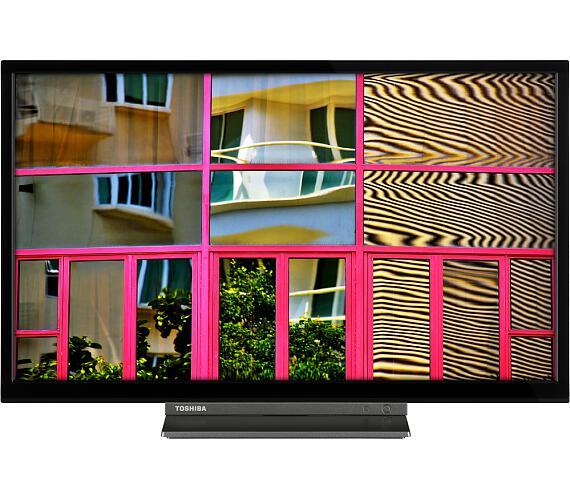 Toshiba 24WL3C63DG SMART HD TV T2/C/S2 + DOPRAVA ZDARMA