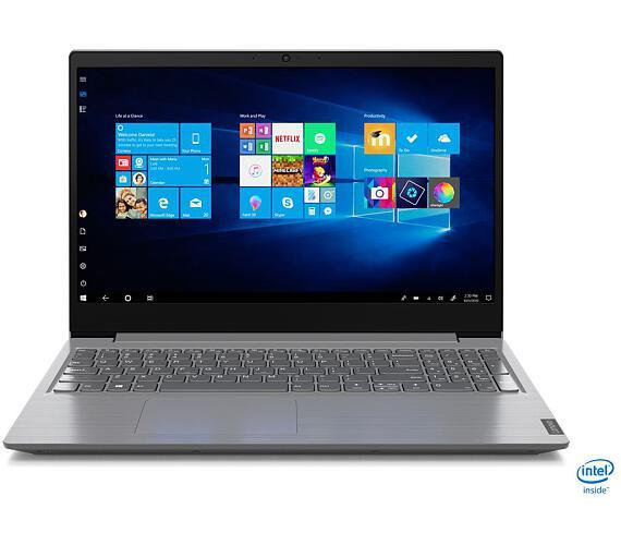 "Lenovo V15 15.6""FHD/i3-1005G1/4G/128G/INT/W10 EDU - model určený pro Školy (82C5S03500)"