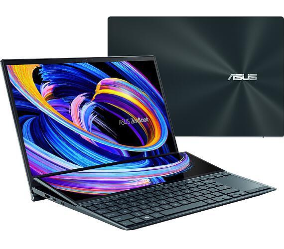"Asus Zenbook UX482EA-HY037R i7-1165G7/32GB/1TB SSD/14"" dotykový + DOPRAVA ZDARMA"
