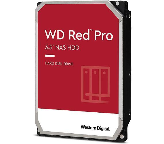 HDD 12TB WD120EFBX Red Plus 256MB SATAIII 7200rpm + DOPRAVA ZDARMA