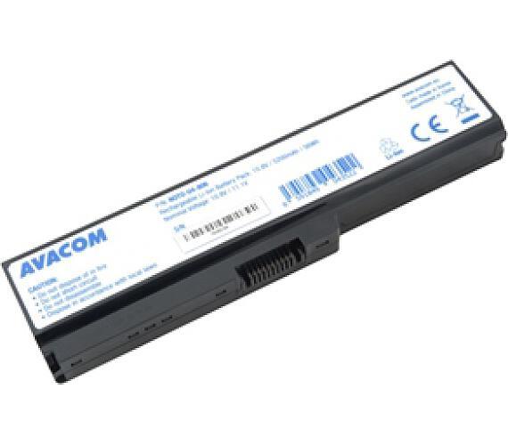 Avacom pro Toshiba Satellite U400/M300/Portege M800 Li-ion 10,8V 5200mAh + DOPRAVA ZDARMA