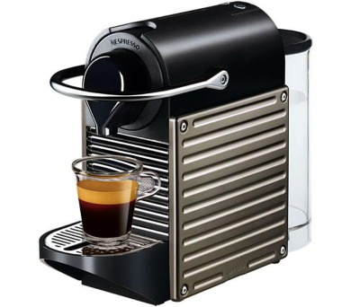 Krups XN3005 Nespresso Pixie + poukaz na kávu v hodnotě až 2.000 Kč*