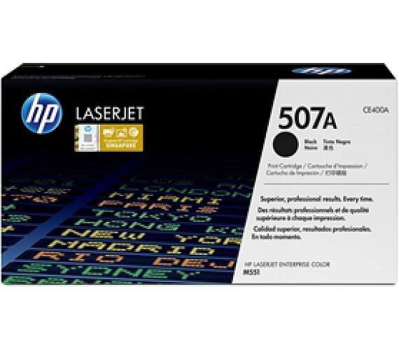 Inkoustová náplň HP CE400A