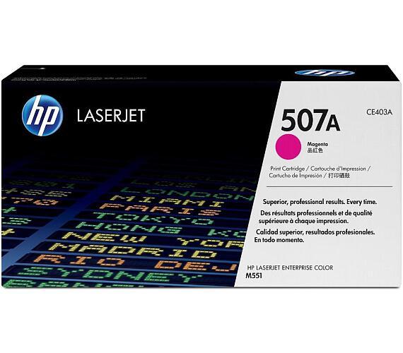 Inkoustová náplň HP CE403A + DOPRAVA ZDARMA