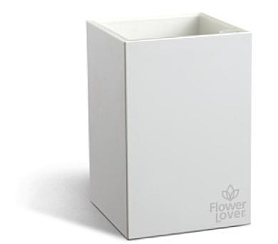Plastkon Cubico 9x9x13,5 ledově bílá (3PMK41118011)