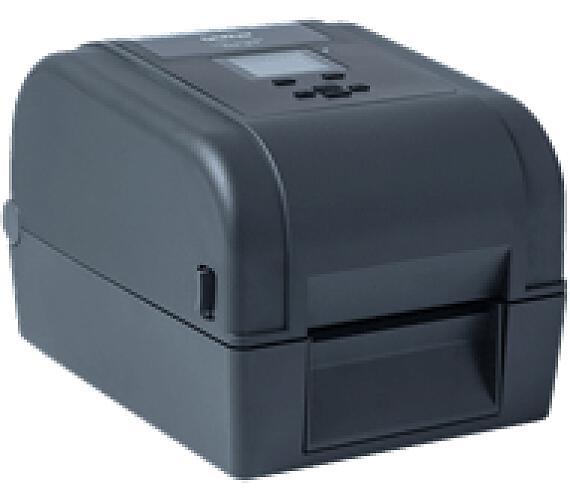 Brother TD-4650TNWB (tiskárna štítků s LCD displejem