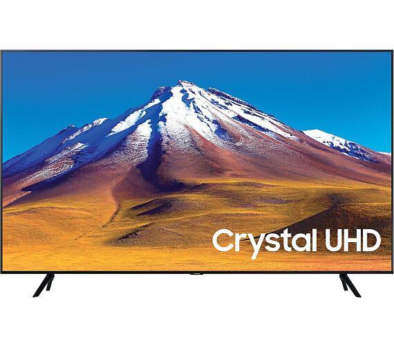 Samsung UE43TU7092 + DVB-T2 OVĚŘENO