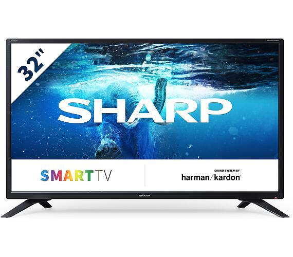 Sharp 32BC2E(T) SMART 200Hz T2/C