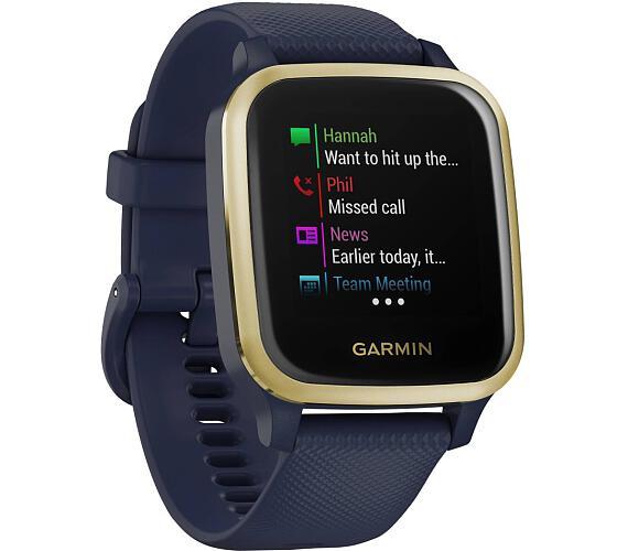 Garmin sportovní GPS hodinky Venu Sq Music
