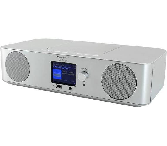 SOUNDMASTER High line ICD2070SI/ USB/ FM/ CD/ BT/ DAB+/ APP