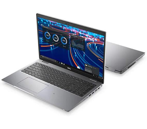 """Dell Latitude 5520/i5-1135G7/8GB/256GB SSD/15.6"""" FHD/W10P/3Y PS NBD/šedý (39V1H)"""