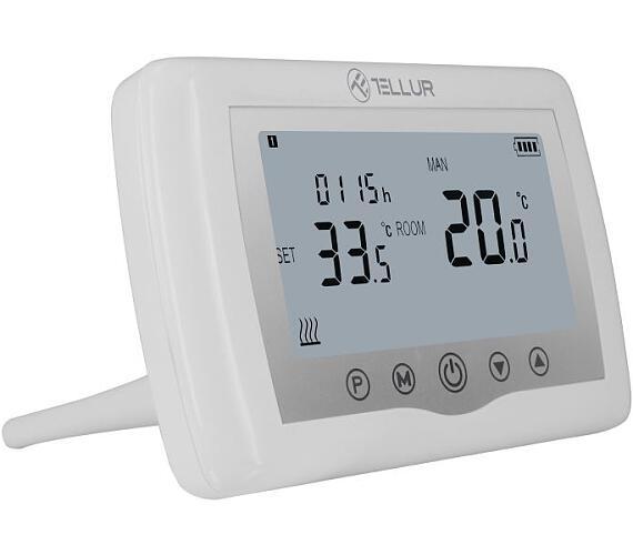 Tellur WiFi Smart termostat