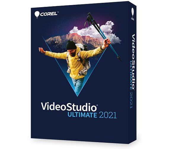 VideoStudio 2021 Ultimate ML EU (VS2021UMLMBEU) + DOPRAVA ZDARMA