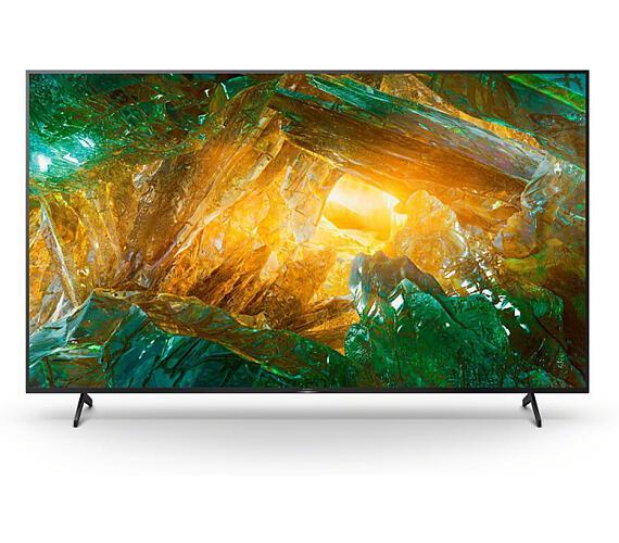 """Sony 75"""" 4K HDR TV KE-75XH8096BAEP (KE75XH8096BAEP) + DOPRAVA ZDARMA"""