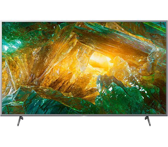 """Sony 55"""" 4K HDR TV KE-55XH8077SAEPP (KE55XH8077SAEP)"""
