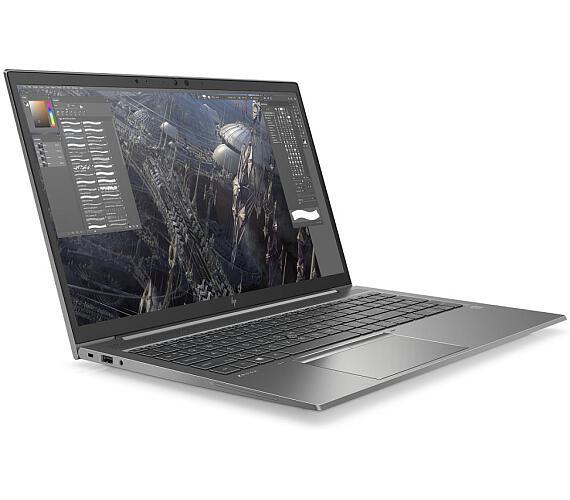 """HP Zbook Firefly 15 G8/ i7-1165G7/ 32GB DDR4/ 1TB SSD/ NVIDIA Quadro T500 4GB/ 15,6"""" FHD/ W10P/ šedý (313Q4EA#BCM)"""