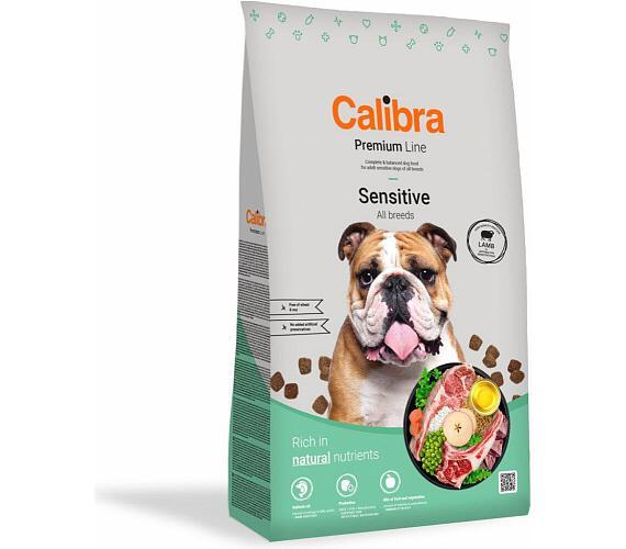 CALIBRA Dog Premium Line Sensitive 3 kg NEW