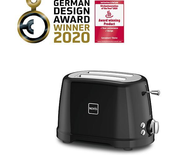 Novis Toaster T2 (černý)