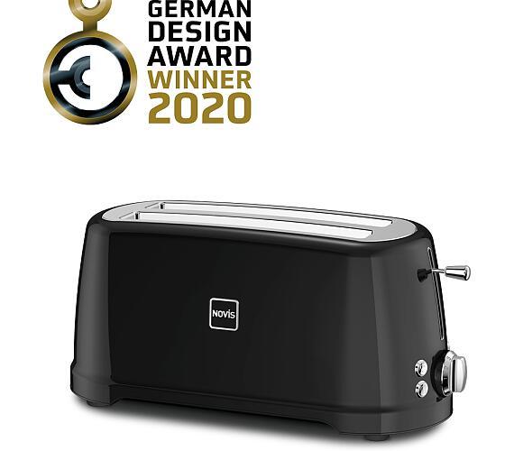 Novis Toaster T4 (černý)