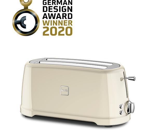 Novis Toaster T4 (krémový)