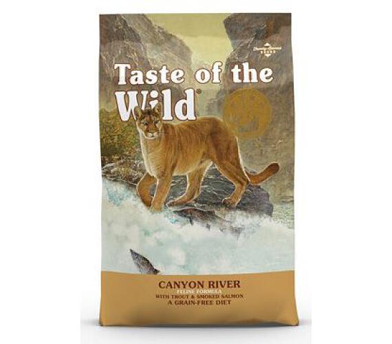 Taste of the Wild kočka Canyon River Feline 2kg