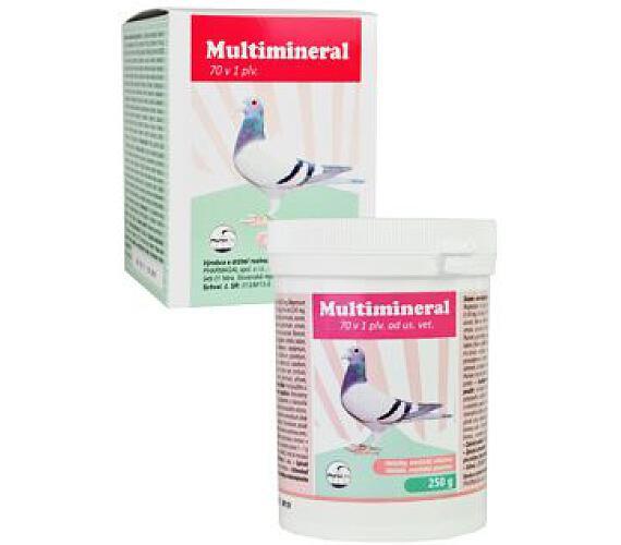 Multimineral 70/1 250g