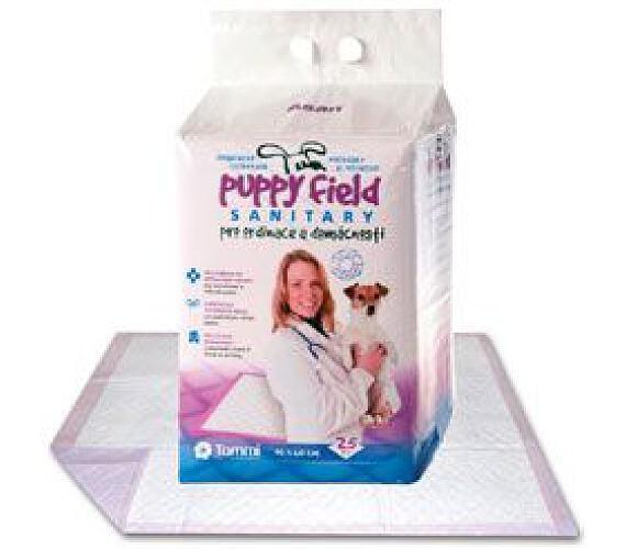 Puppy Field Sanitary 90x60cm 25ks