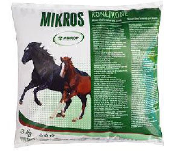 Mikros Koně plv 3kg