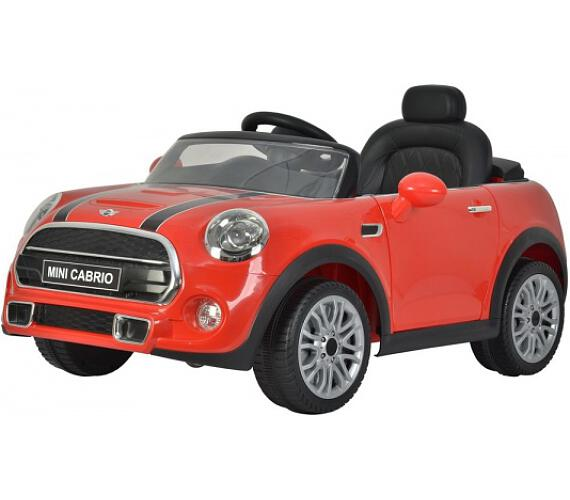 Elektrické auto MINI Cooper Cabrio + DOPRAVA ZDARMA