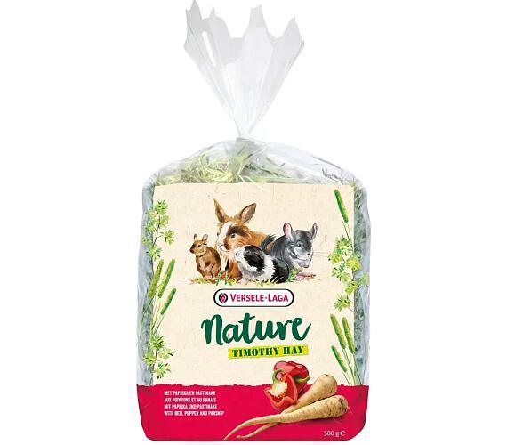 VL Nature Timothy Hay seno kapie a pastiňák 500g