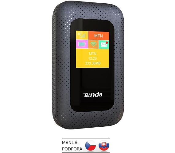 Tenda 4G185 Wi-Fi N300 mobile 4G LTE Hotspot s LCD