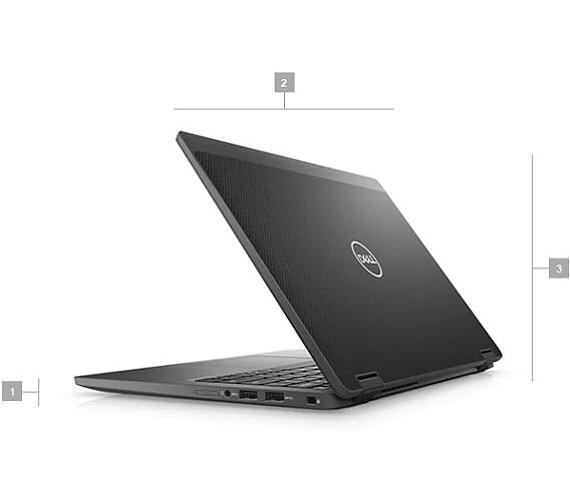"Dell Latitude 7410/i5-10310U/8GB/256GBSSD/14.0"" FHD/TB/SC/W10P/3Y ProSupport/černý + DOPRAVA ZDARMA"