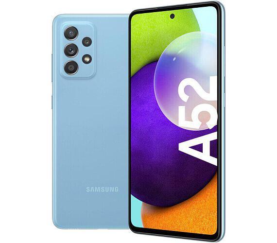 Samsung Galaxy A52 SM-A525F Blue 6+128GB (SM-A525FZBGEUE)