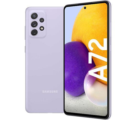 Samsung Galaxy A72 6GB/128GB + DOPRAVA ZDARMA