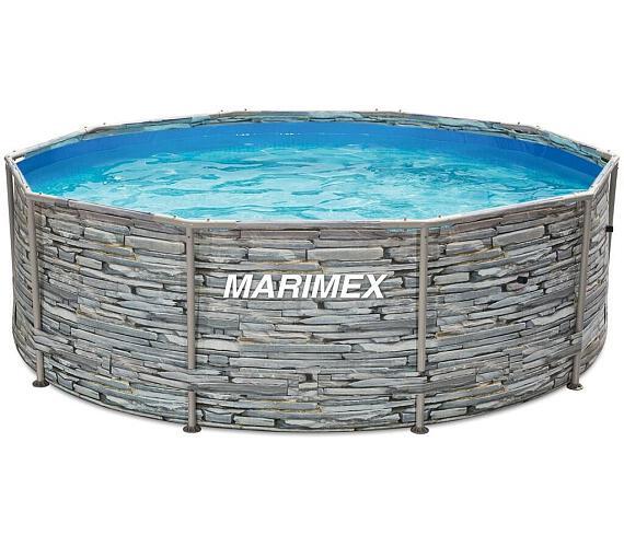 Marimex Florida 3,66x1,22 m KÁMEN bez přísl. (10340266)